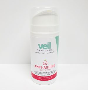 anti ageing night pump bottle