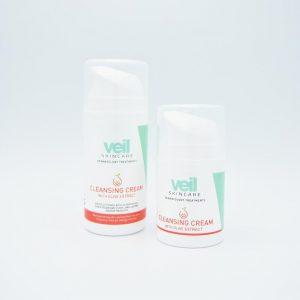 cleansing cream 2 size bottle